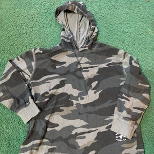 Boys Hooded Long Sleeve